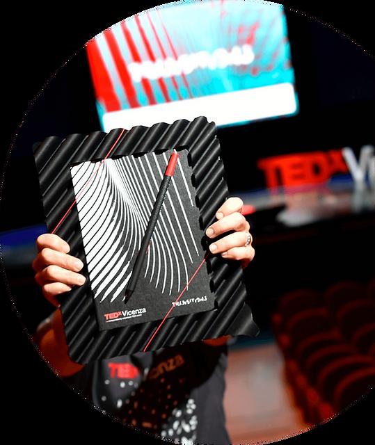 progetti personalizzati Perpetua recorder the magnetic notebook