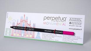 Perpetua la matita for Duomo di Milano