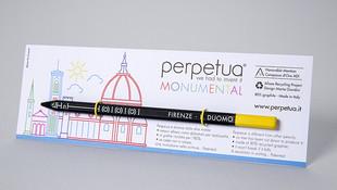 Perpetua la matita for Duomo di Firenze