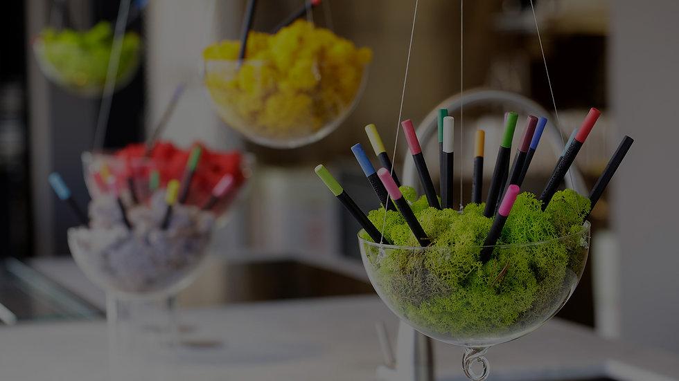 Perpetua la matita è design, economia circolare, tecnologia, qualità