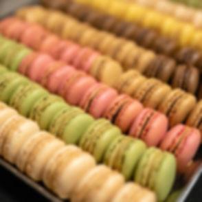 Gellas Diner - Catering - Macarons - 2-