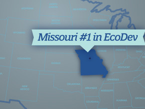 Missouri Ranks #1 for Economic Development Organizations