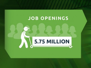 LABOR SUPPLY AND RECORD JOB OPENINGS