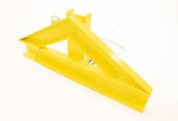 2-Fork Lift Pallet Rack Jack Bracket-Nav