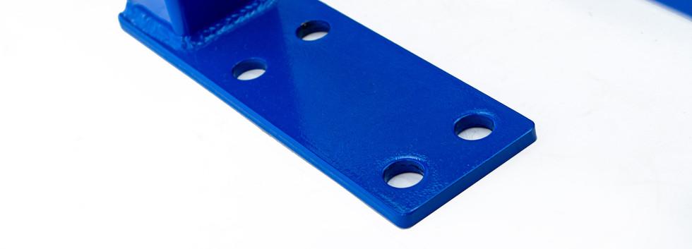 Mac Rak | Protection Repair | Cantilever Leg Repair