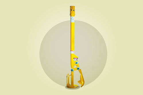 """9""""-18"""" Bell Auger-updated with 2 arms"""