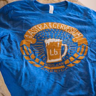 Ad Astra Per Cervesium T-Shirt