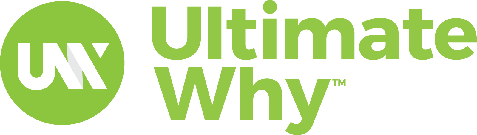 Ultimate Why Logo