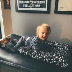 the next chiropractor generation