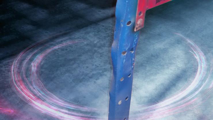Pallet Rack Damage