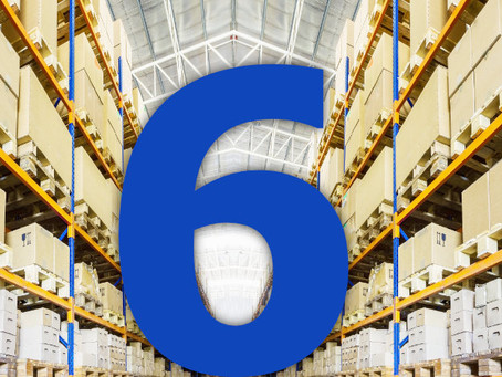 6 Errors That Can Cause the Collapse of a Warehouse Racking System