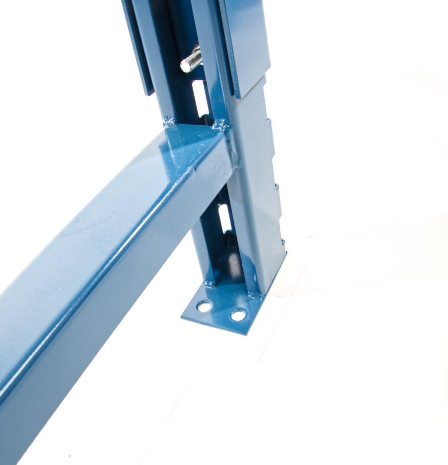 Intermediate Pallet Rack Repair