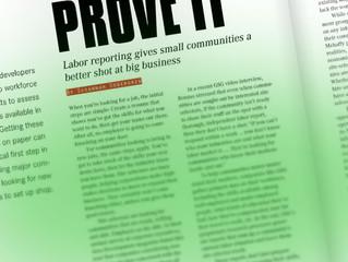 GSG Featured in Daym Magazine
