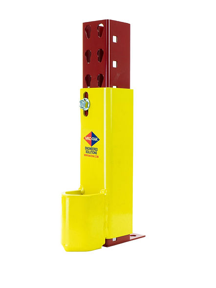 vnose max guard plus pallet rack guard