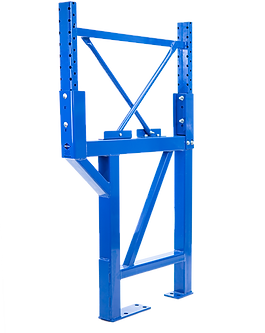 Pallet Rack Repair Kit with Cantilever Design