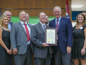 Governor Nixon Visits Randolph County to Announce Work Ready Community Achievement