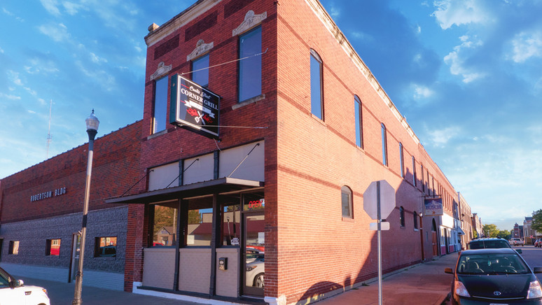 Corner Grille, Downtown Moberly