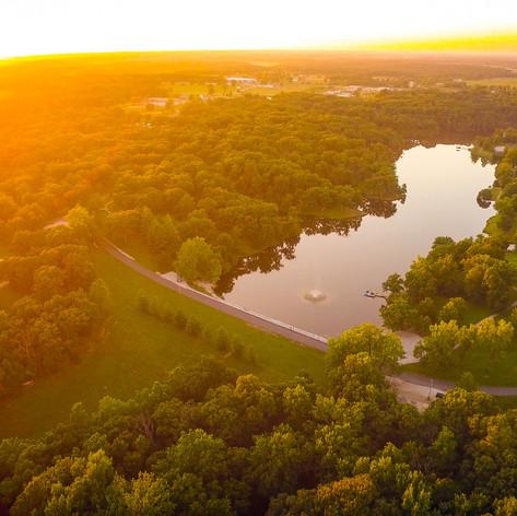 Rothwell Lake, Moberly MO