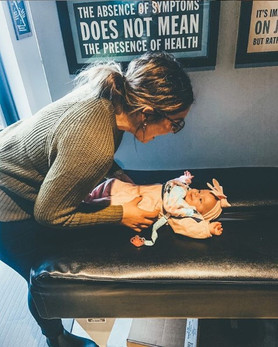 is it safe for babies to have chiropractic care?