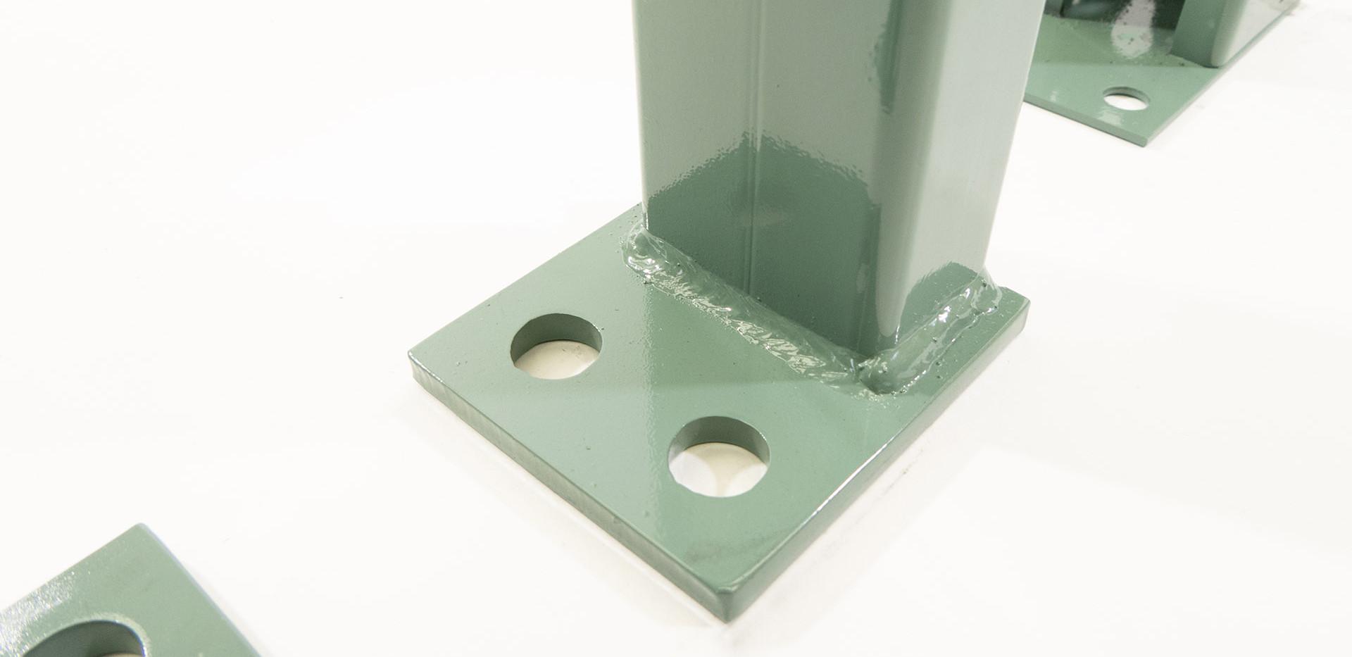 Pallet Rack Upright Repair Kits