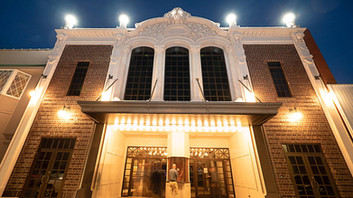 4th Street Theatre, Downtown Moberly