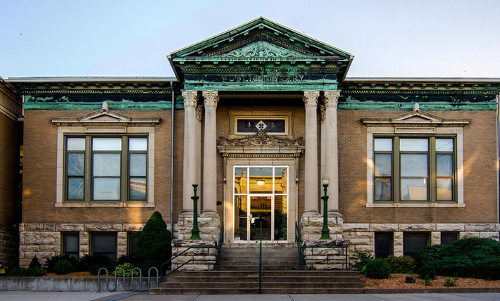 Public Library, Moberly