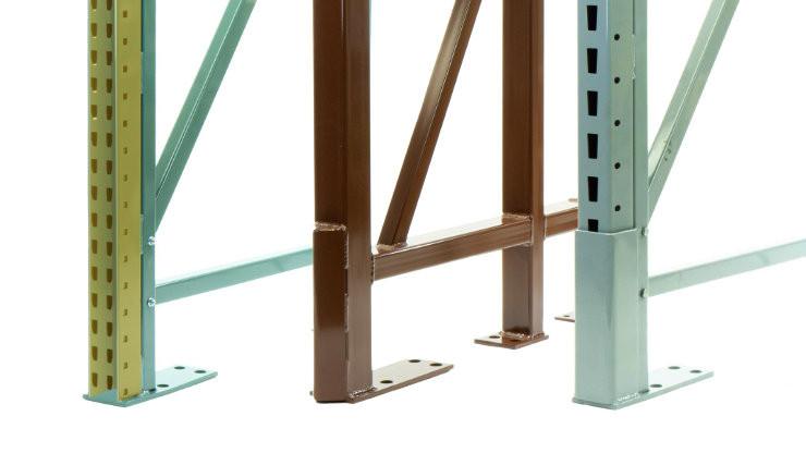 Pallet Rack Upright Protectors