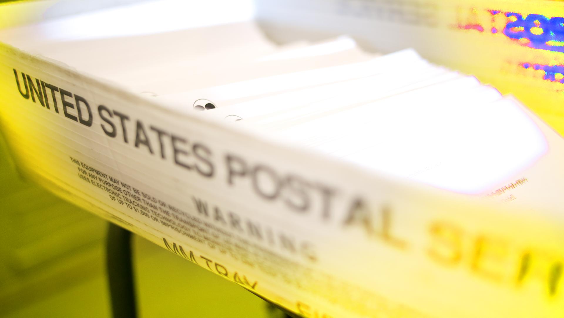 Mailing Box 2