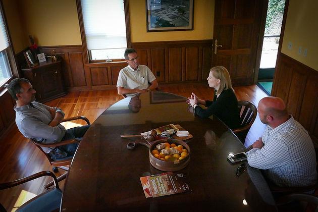 Missouri State Auditor Nicole Galloway Visits Missouri