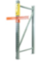 Max Guard Sheild Pallet Rack Upright Guard