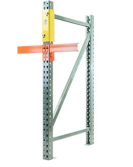 Max Guard Shield Pallet Rack Guard