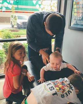 Kids need Chiropractors too