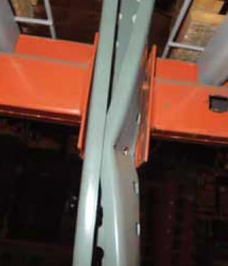 Mac Rak | Severe Damaged Columns