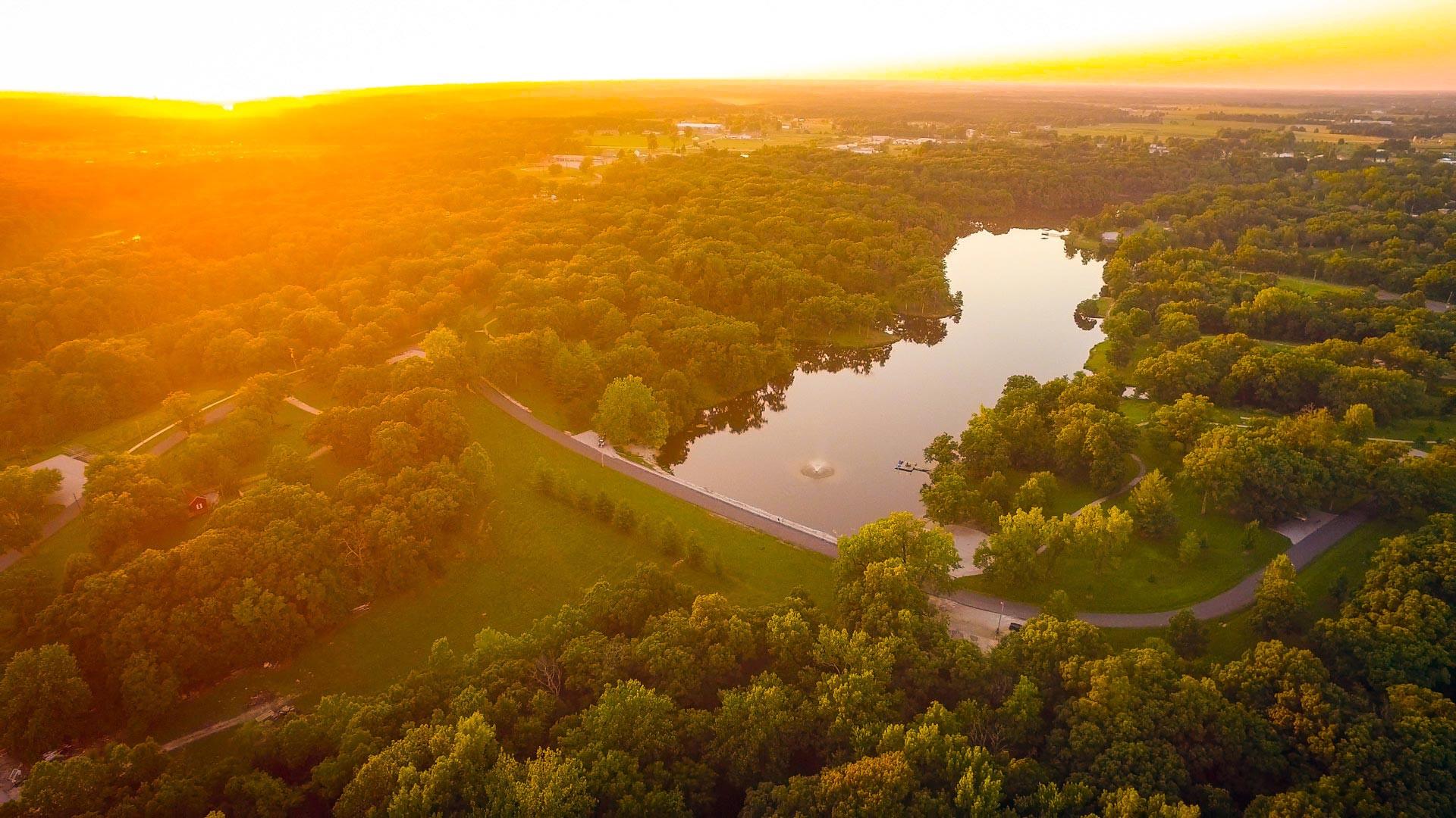 Rothwell Lake