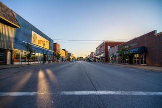 Reed Street, Downtown Moberly