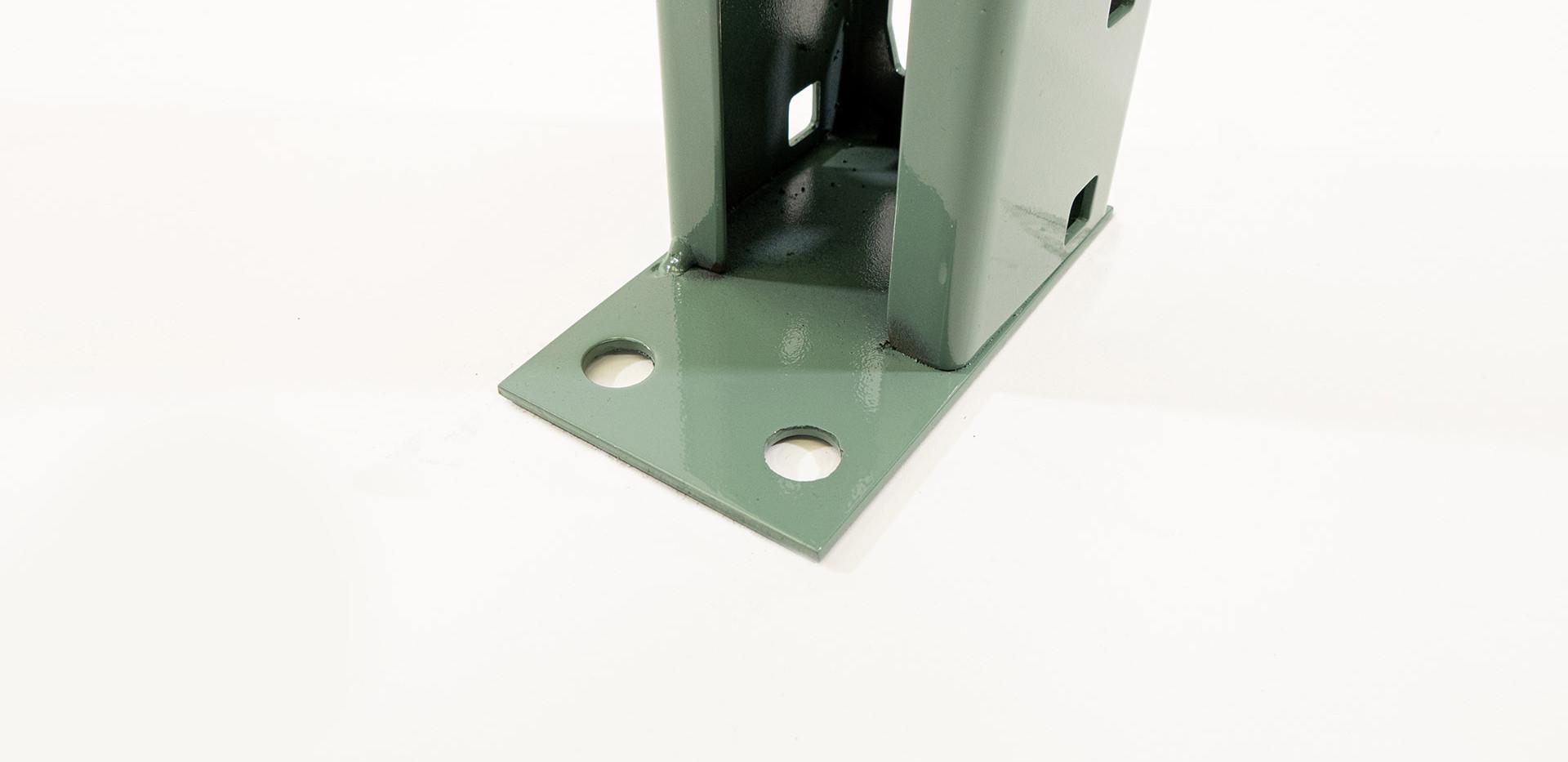 Advantage Pallet Rack Repair Internal Reinforced