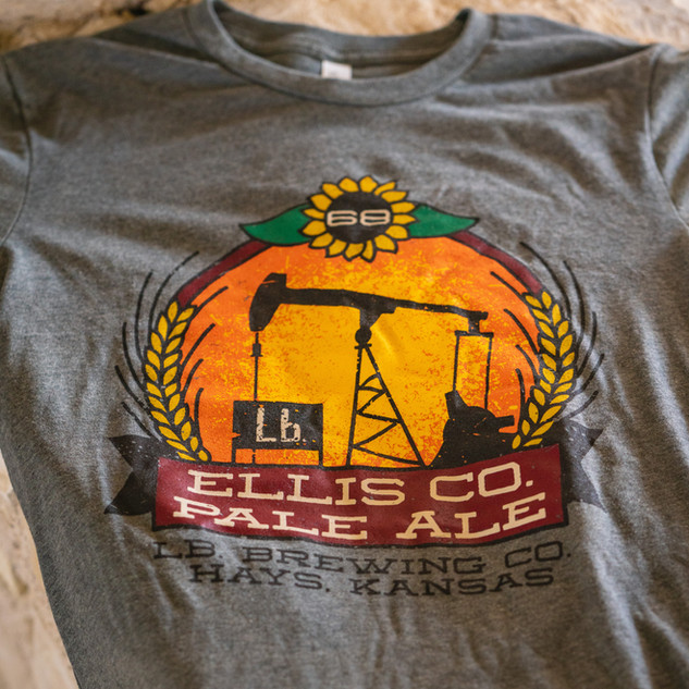 Ellis Co Pale Ale T-Shirt