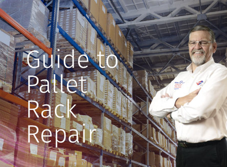 How To Select the Right Pallet Rack Repair Kits