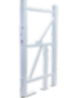 Vertical Pallet Rack Upright Repair Kits