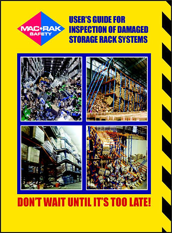 Inspection of Damaged Stoage Rack Systems