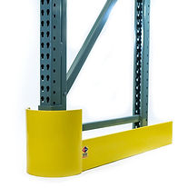 Pallet Rack End of Row Guard