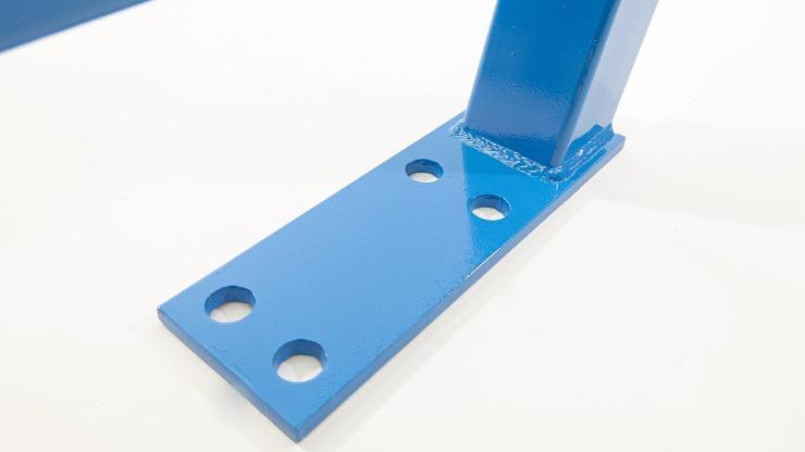 Pallet Rack Foot Plate