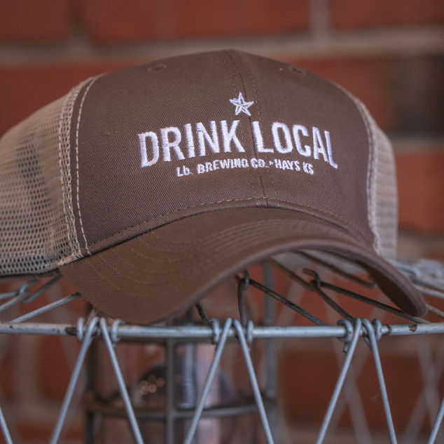 Drink Local Trucker Hat
