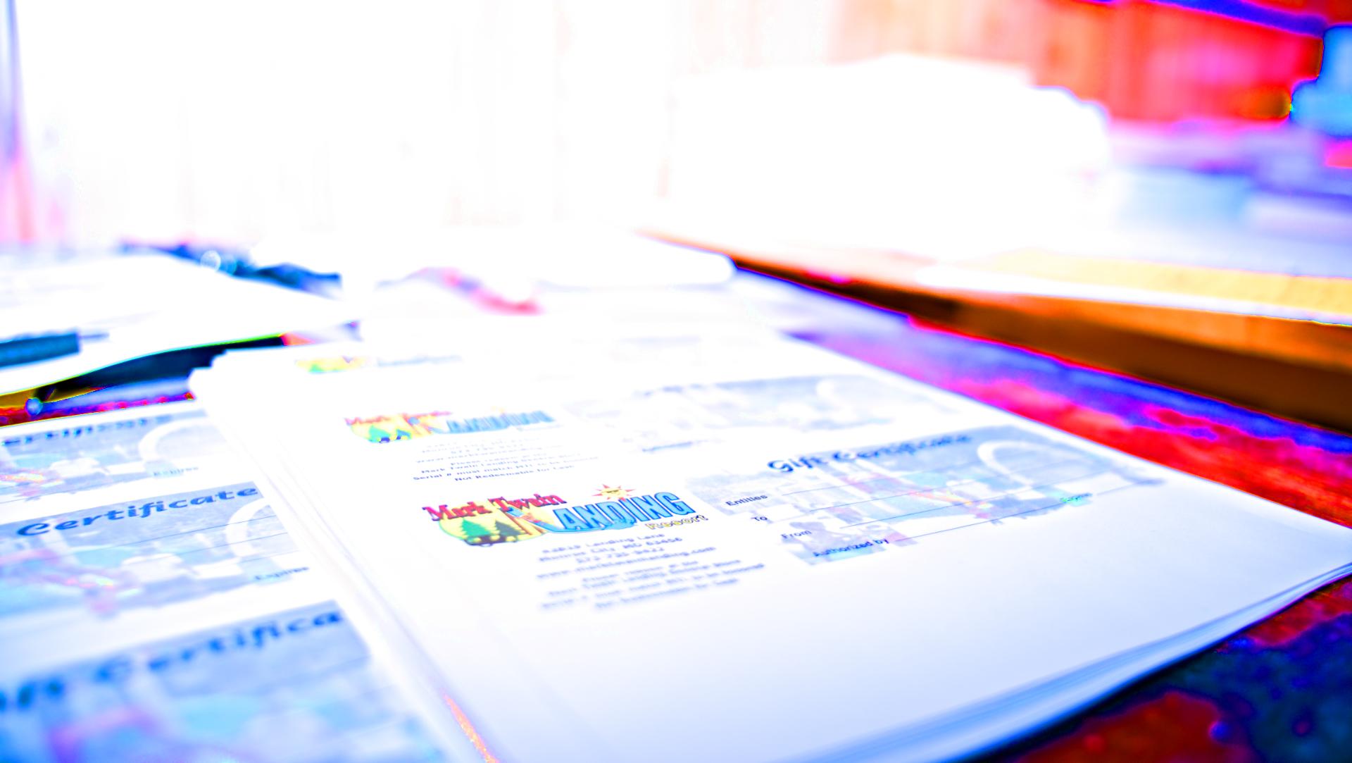 Press Sheet