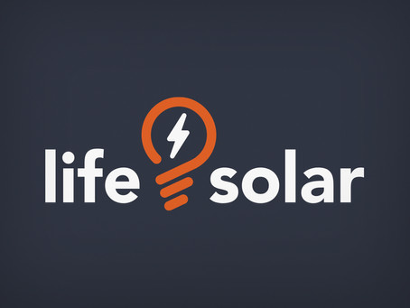 Life Solar Branding