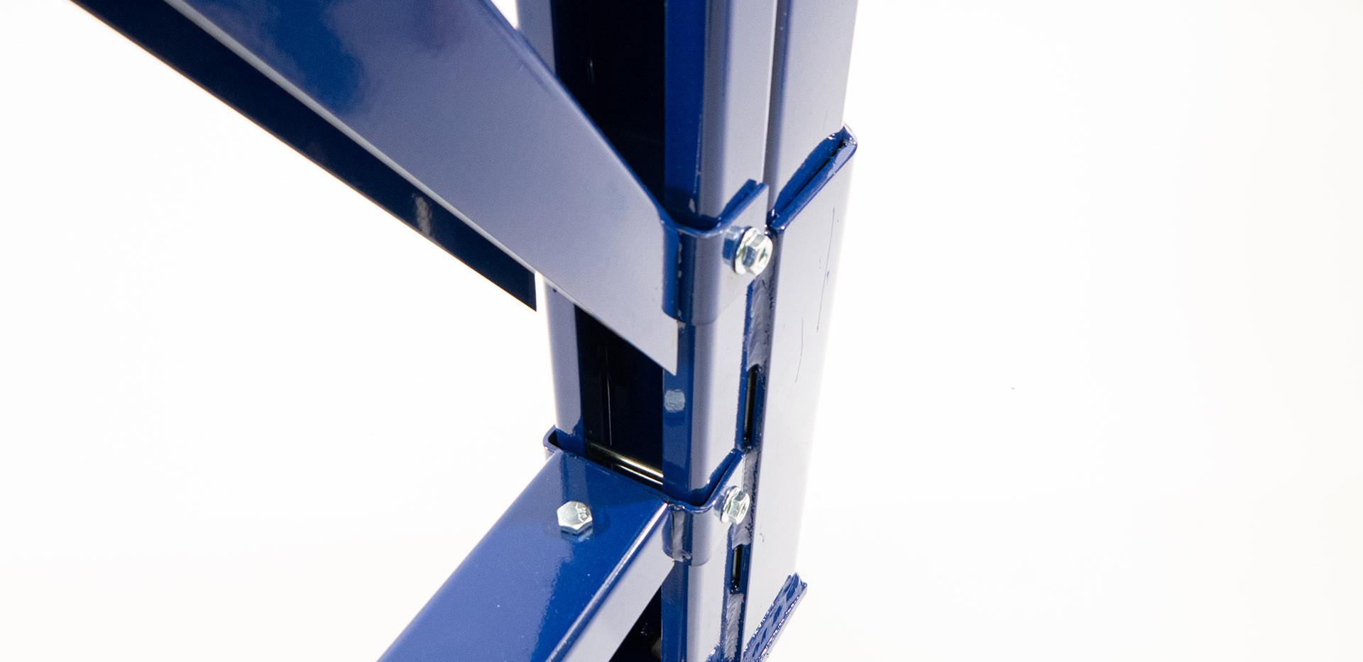 Advantage Pallet Rack Repair V-Nose