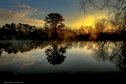 Marsh Pond Sunrise
