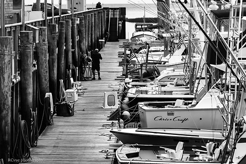 Rockport Harbor fleet