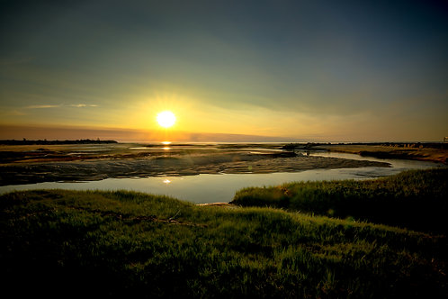 Paine's Creek Sunset