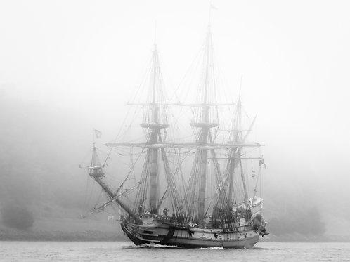 Misty Sail